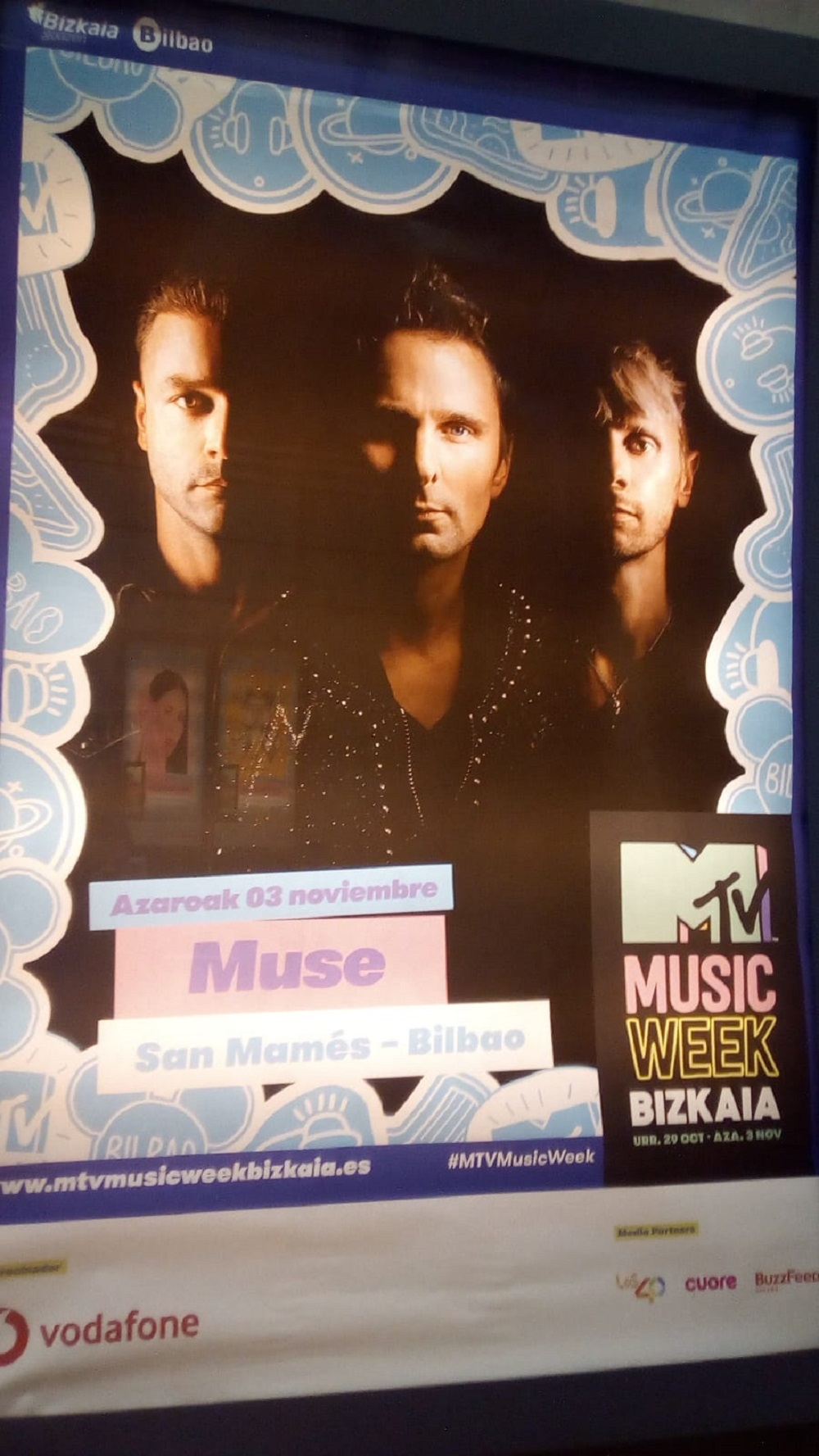 MTV Music Week Bilbao