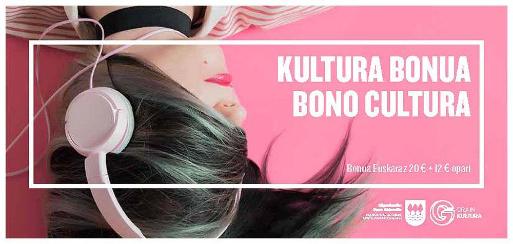Bono Kultura 2018
