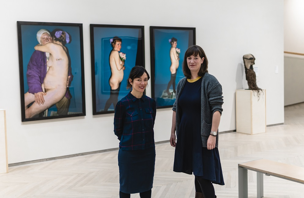 Ane Rodríguez y Ane Abalde // Koru