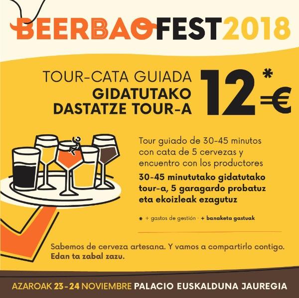 Beerbao Fest 2018 (cerveza artesana)