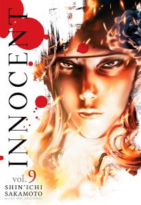 """Portada del cómic """"Innocent, vol. 9"""","""