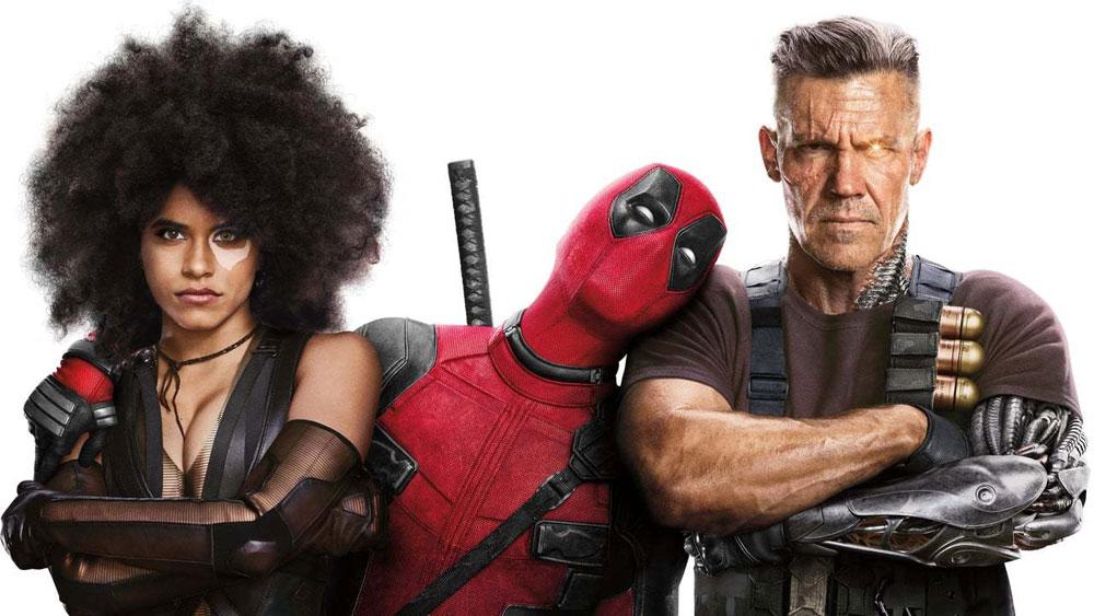 """""""Deadpool 2"""", película de 2018"""