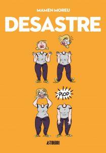 """""""Desastre"""" cómic"""