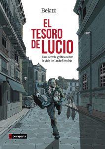 """Cómic """"El tesoro de Lucio"""""""