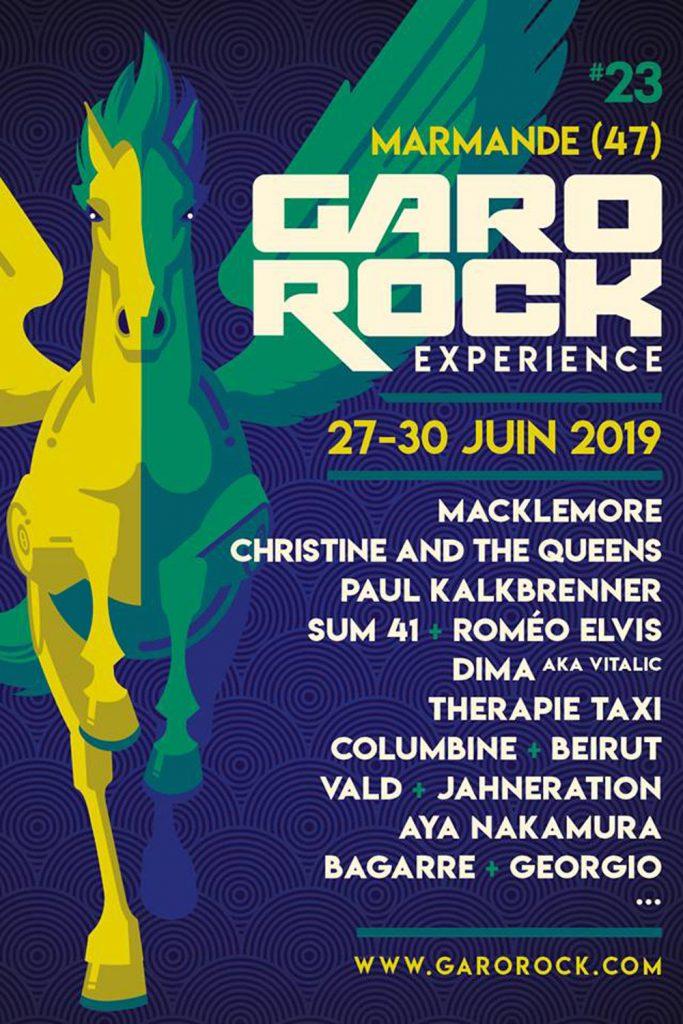 Festival Garorock 2019