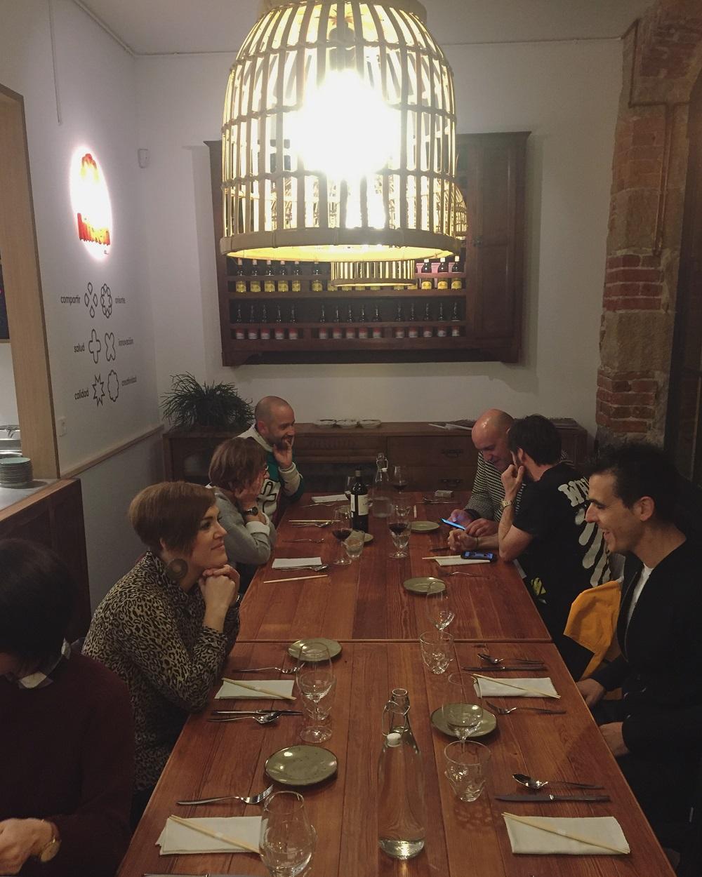 Restaurante KItxen (Bilbao)