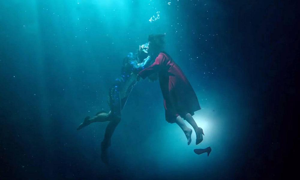 "Película ""La forma del agua"""