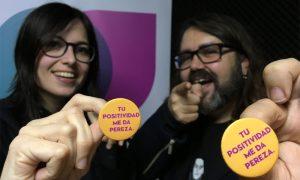 Mamen Moreu y Borja Crespo en BI FM