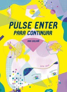 """Cómic """"Pulse enter para continuar"""""""