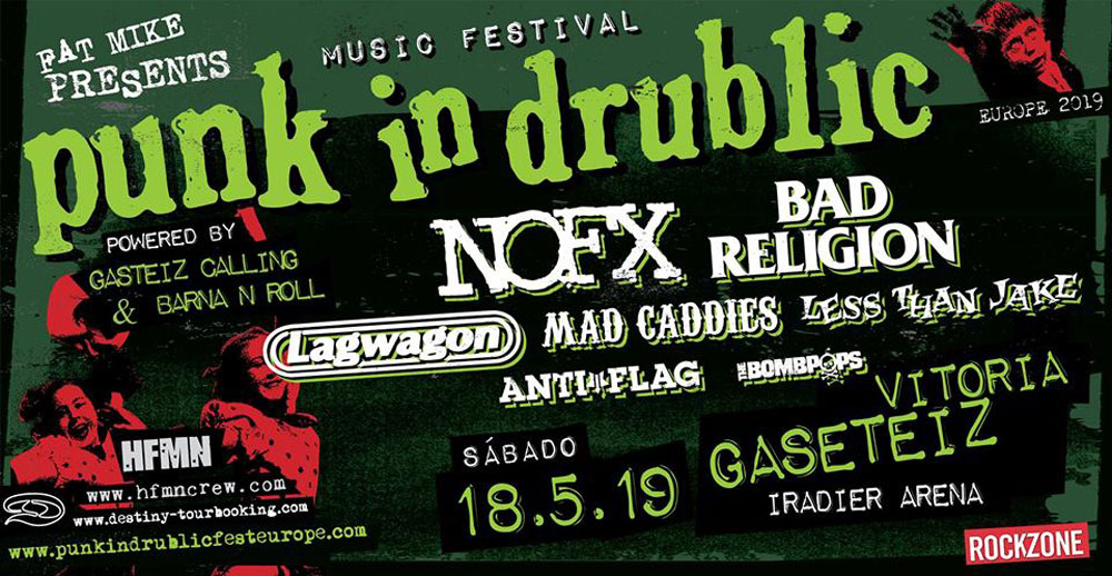 Festival Punk In Drublic