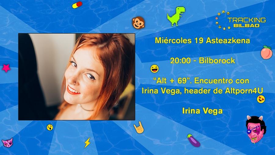Irina Vega (AltPorn4U)