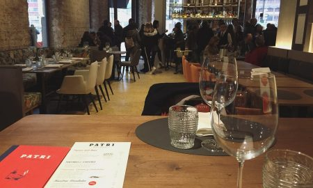 PATRI Gastrobar, en Bilbao