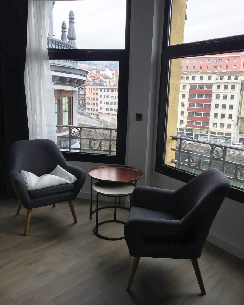 Hotel Tayko, en Bilbao