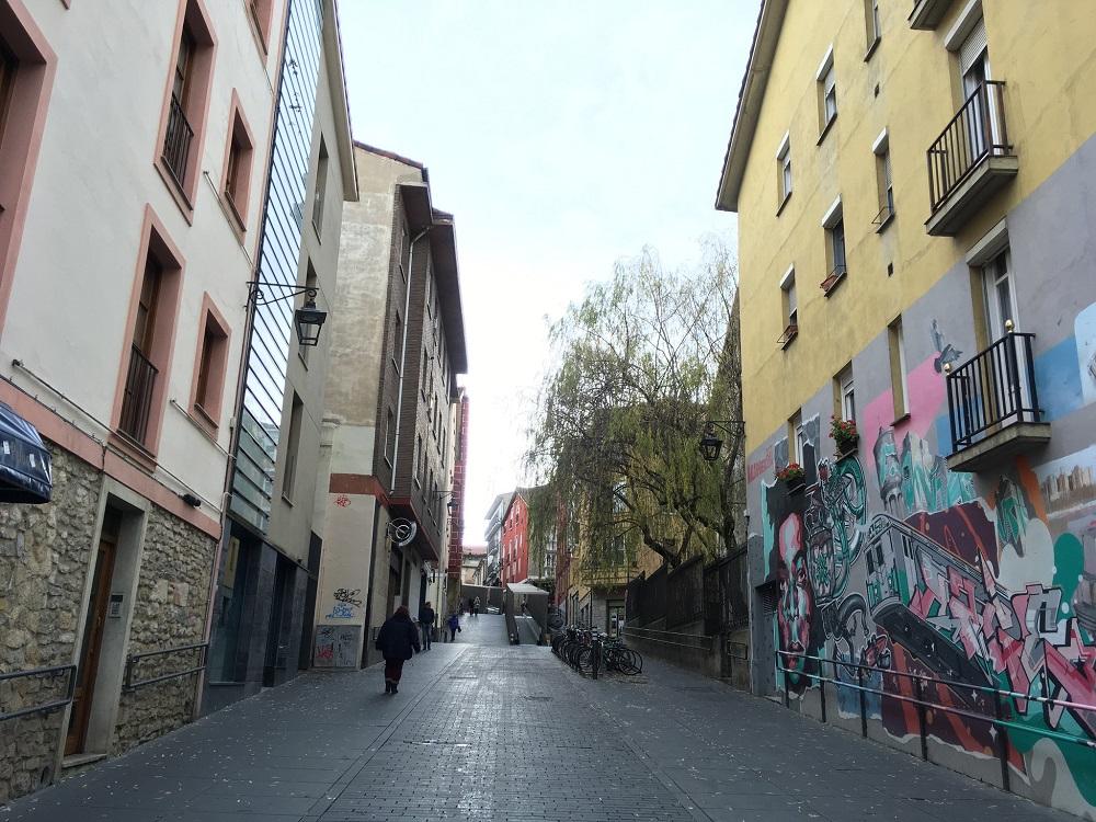 Vitoria, parte vieja