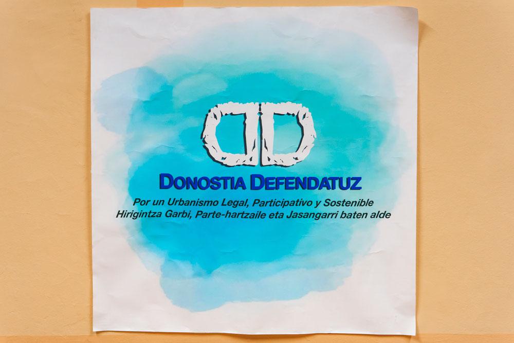 Plataforma vecinal Donostia Defendatuz