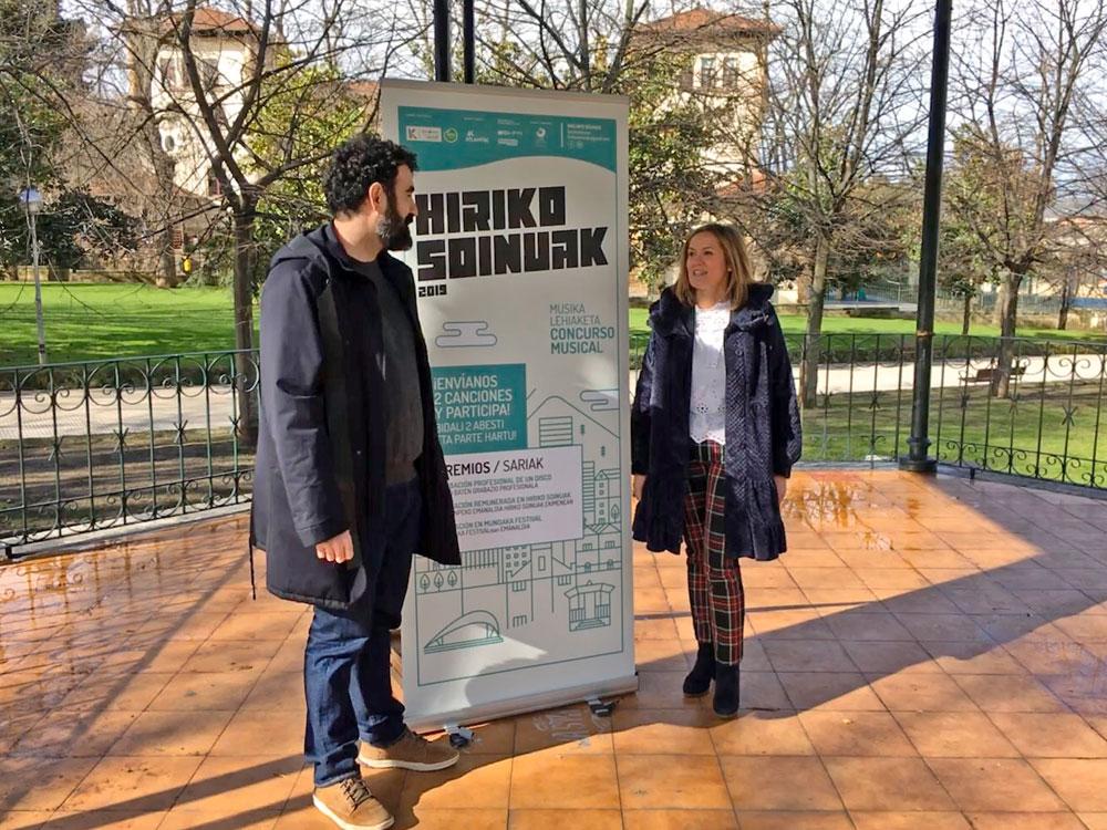 Concurso Hiriko Soinuak