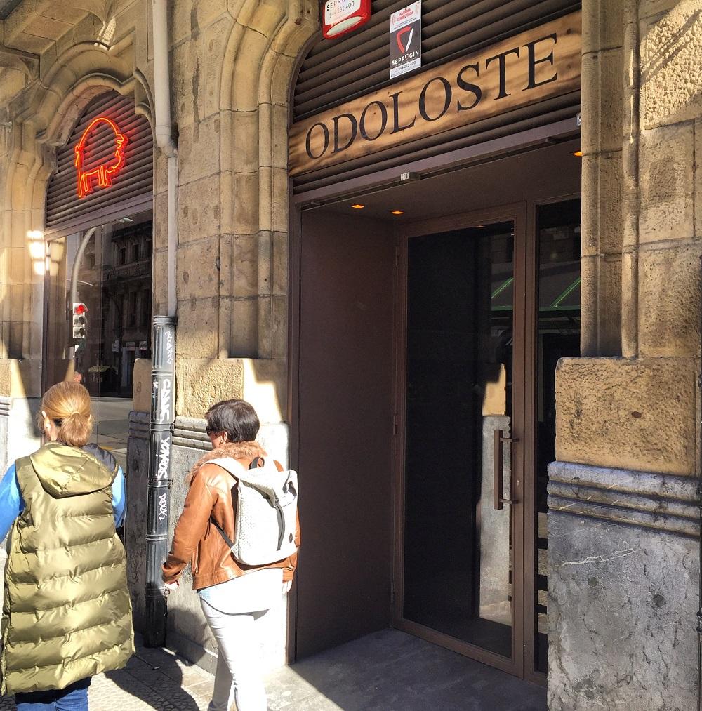 Restaurante Odoloste