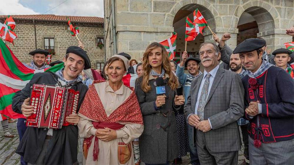 """Imagen de la película """"La pequeña Suiza"""""""