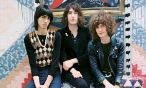 La banda británica Temples