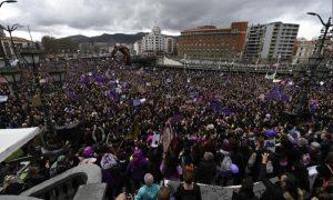 8M en Bilbao