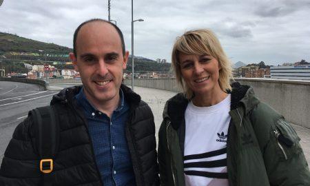 Ana Urrutia y Mikel González