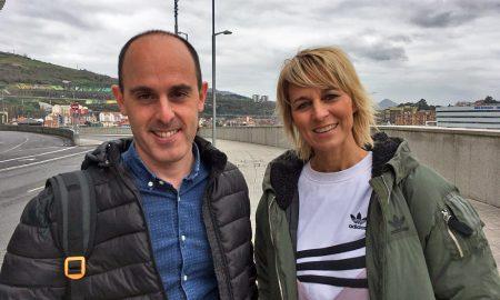 Ana Urrutia y Mikel González // BI FM