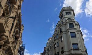 Pisos en la zona del Ensanche de Bilbao