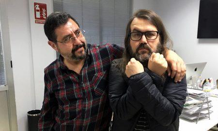 El Torres y Borja Crespo