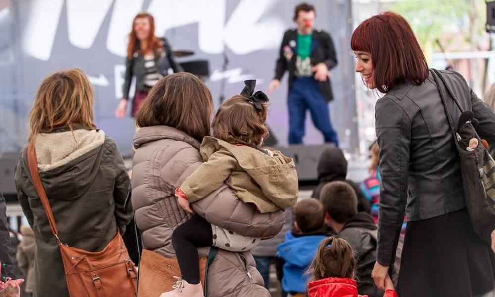 Festival infantil Txikimaz