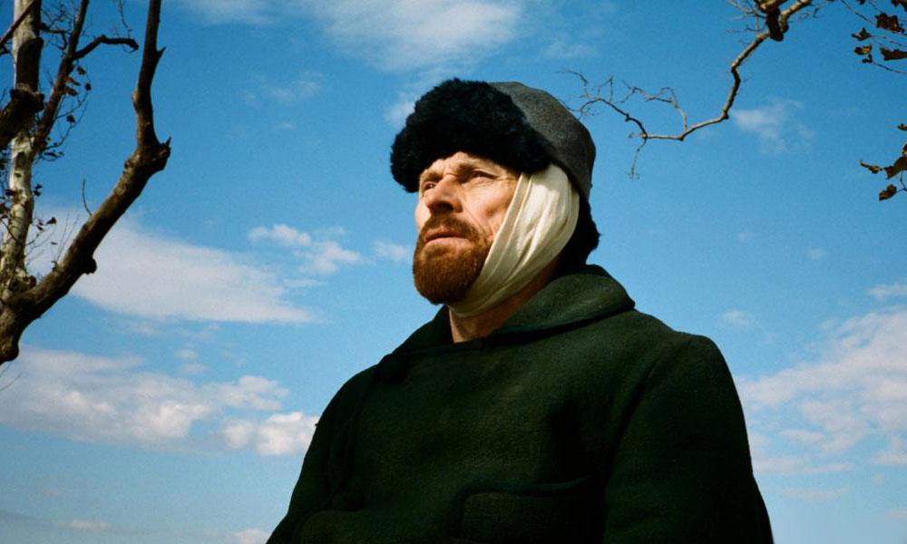 Willem Dafoe, como Van Gogh