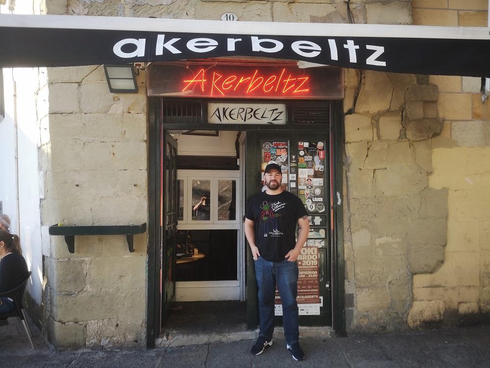 Bar Akerbeltz (Donostia)