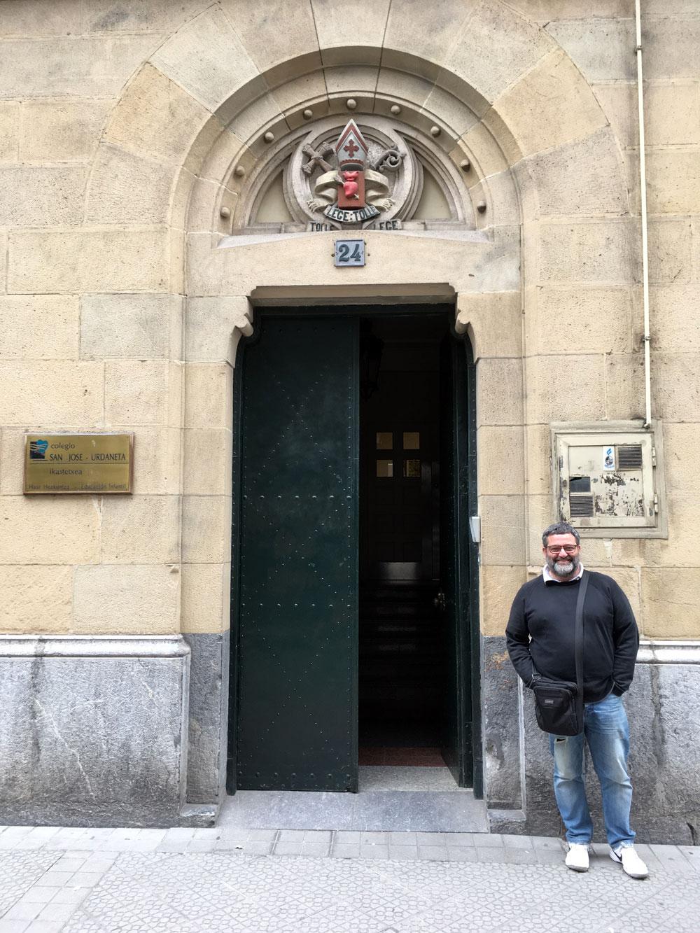 Parroquia de San José, en Bilbao