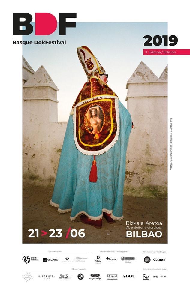 Cartel de BasqueDokFestival 2019
