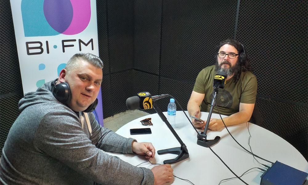 The Cherry Boppers en BI FM (2019)