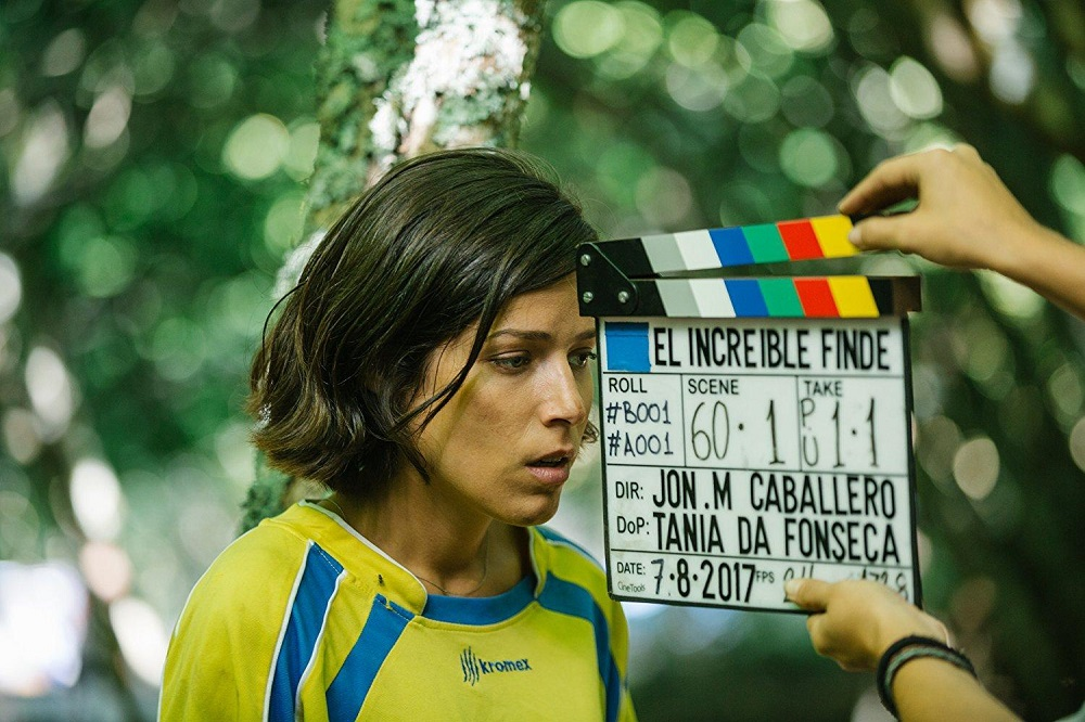 La actriz Irina del Río