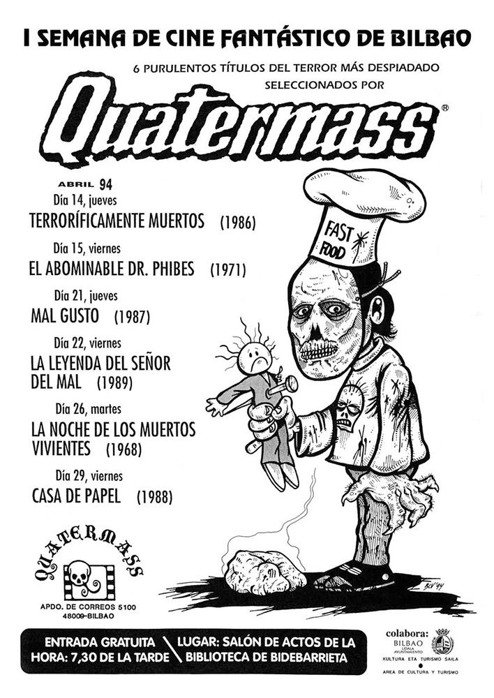 Semana de cine fantástico de Bilbao 1994