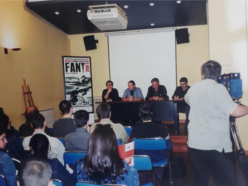 FANT Bilbao 2001