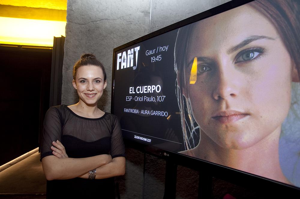 Fant 2013 (Aura Garrido, premio Fantrobia)