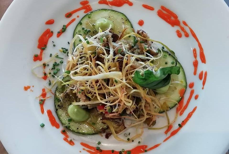 mAndrÁgorA, cocina vegetariana y vegana