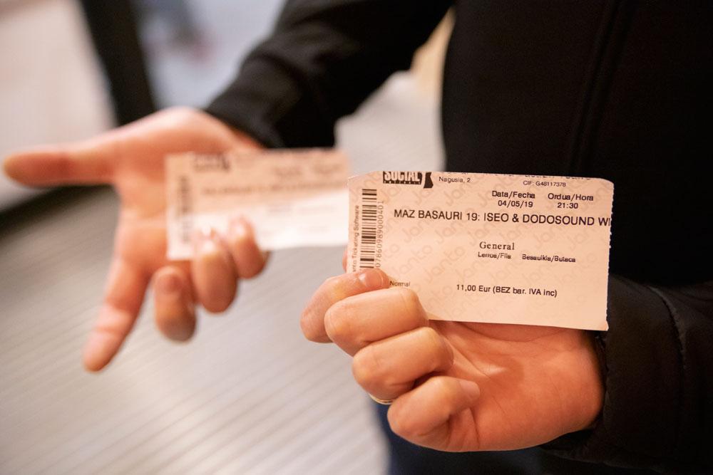 MAZ Basauri 2019: Público de Iseo & Dodosound // David Mars