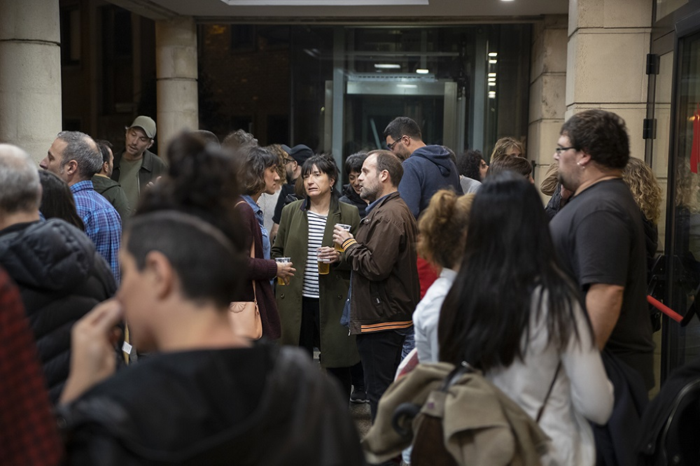 MAZ Basauri 2019: Público // David Mars