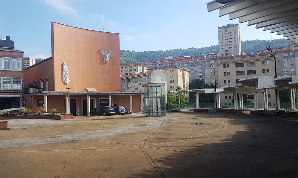 Plaza Ángela Arregui (Bilbao)