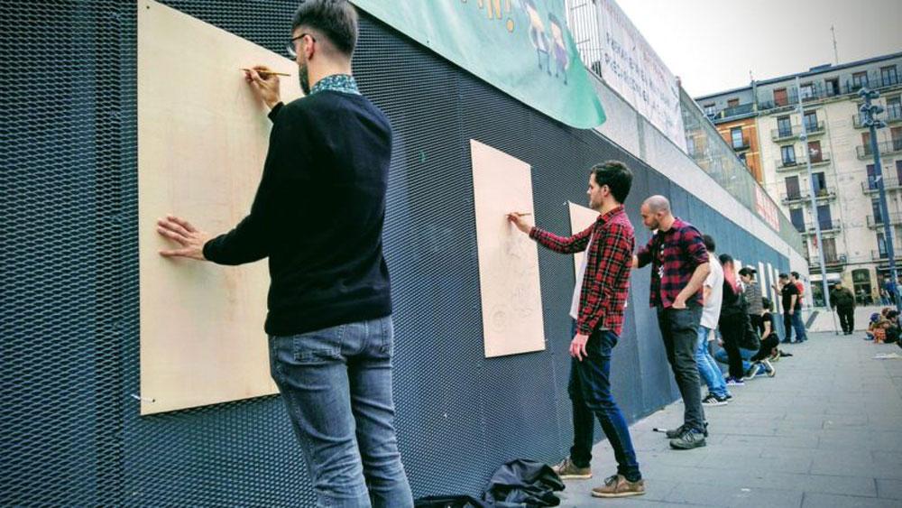 Artistas en Ubik