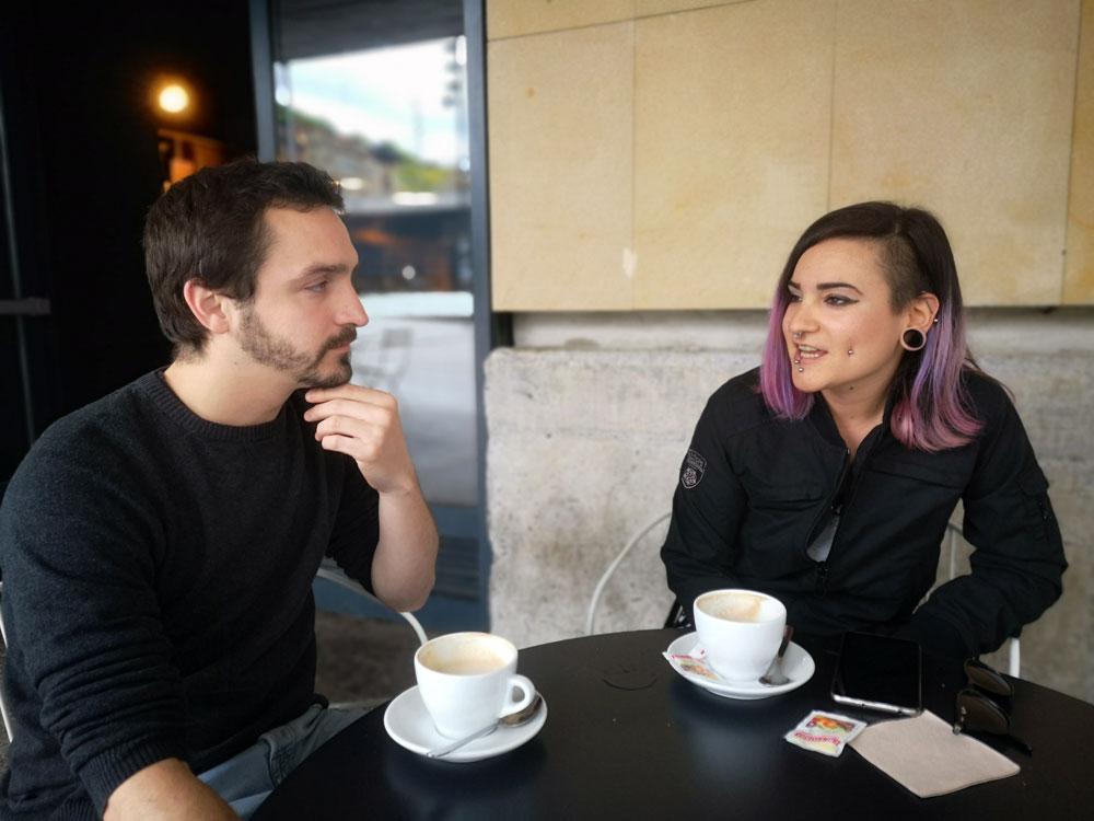 Huelga en Ubik / Tabakalera (Donostia) // BI FM