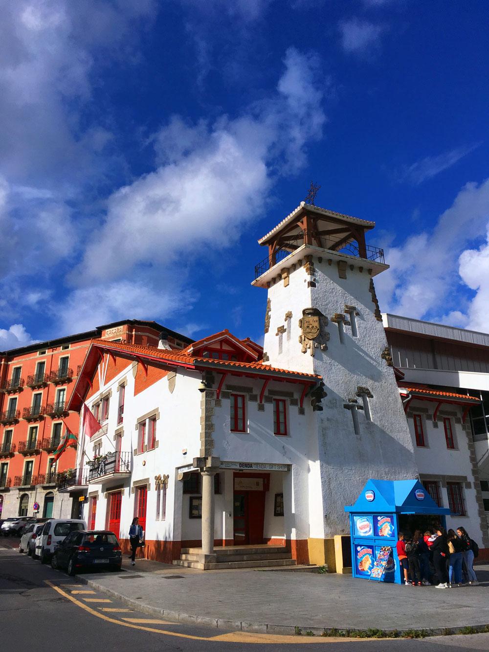 Oficina de información turística de Bermeo // BI FM