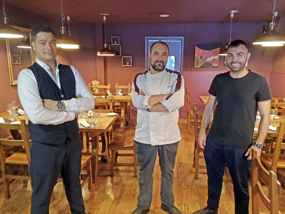 Restaurante Civico 14 (Donostia)