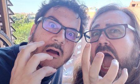 Jorge Loser y Borja Crespo