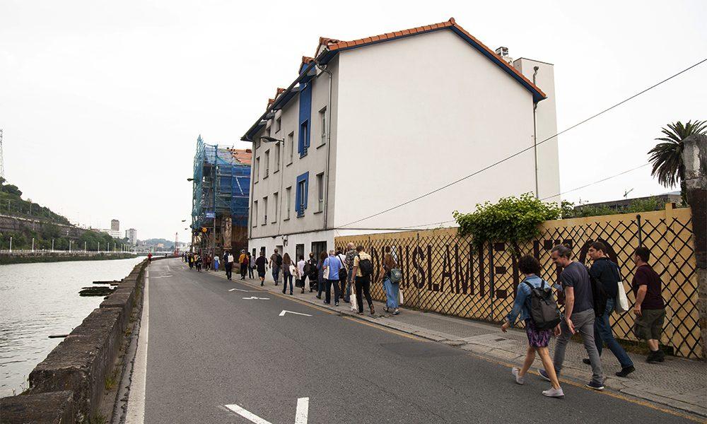 ZAWP Bilbao, Zorrotzaurre