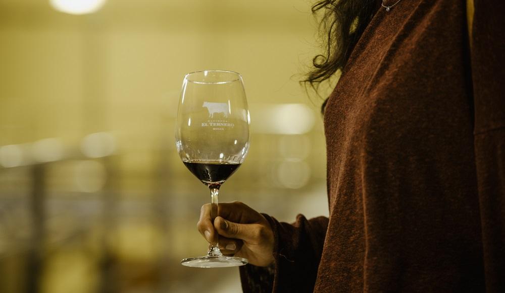 El Ternero, vino Rioja de Burgos