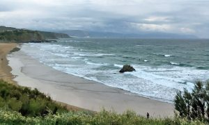 Sopela playas